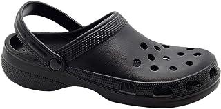 Mens Beach Clogs Garden Hospital Waterproof Mules Shoes