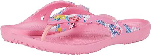 Tropical Floral/Pink Lemonade