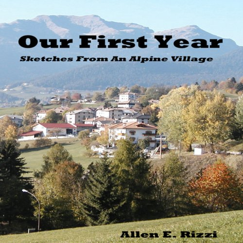 Our First Year audiobook cover art