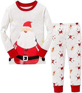 bcdde8b042cc0 LitBud Garçons Pyjamas Ensemble 100% Coton Dinosaure Vêtements De Nuit  Pyjama Longue Taille Ensemble Enfants
