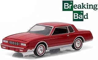 Greenlight 1: 64 Hollywood Series 13 - Breaking Bad (2008) - Jesse's 1982 Chevrolet Monte Carlo Diecast Vehicle