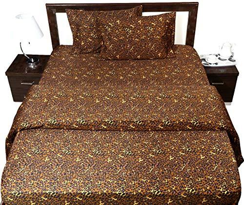 Split California King Bettlaken-Set (5-teilig) Fadenzahl 400, 100% Baumwolle, geteiltes Bettlaken-Set für verstellbare Betten, passend für Matratzen mit einer Tiefe von 40,6 cm (16 Zoll)