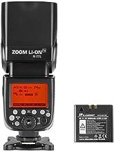 Flashpoint Zoom Li-ion R2 TTL On-Camera Flash Speedlight...