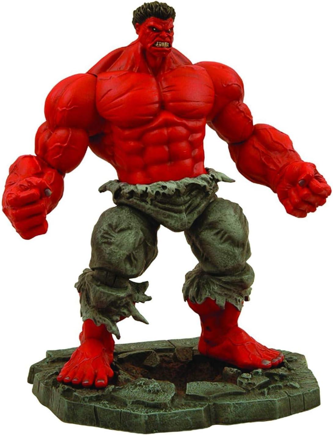 正規品 Marvel Select Red Action Figure 推奨 Hulk