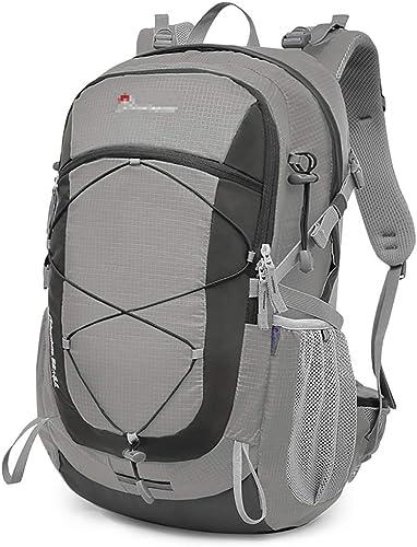BAIJJ Sac à Dos Sac d'alpinisme pour Sports de Plein air Sac à Dos de Sport Sac à Dos Multifonctionnel Unisexe Capacité 40L