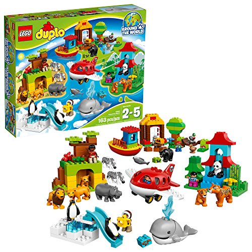 LEGO DUPLO 10805 Around the World by LEGO