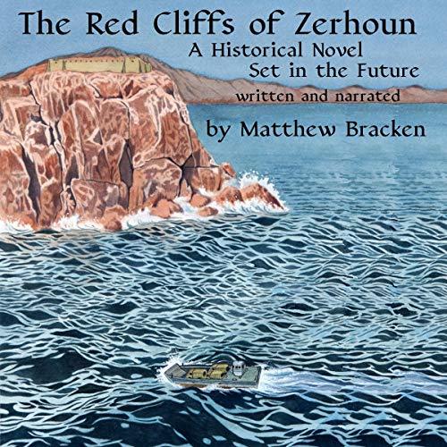 The Red Cliffs of Zerhoun cover art