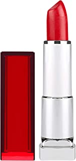 Maybelline New York - Color Sensational Pintalabios Hidratante Tono 530 Fatal Red