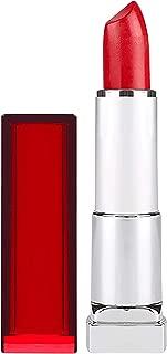 Maybelline New York Color Sensational Lipstick, Fatal Red, 4.4gm