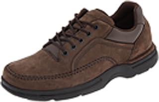 Rockport Men's Eureka Walking Shoe Oxford, Chocolate