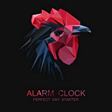 Alarm Clock: Perfect Day Starter, 30 Sound Effects, Music to Wake Up, Morning Essentials