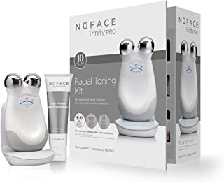 Nu-Face 40314,NuFACE Trinity Facial Toning Device (includes 2oz/59 ml Gel Primer), White,