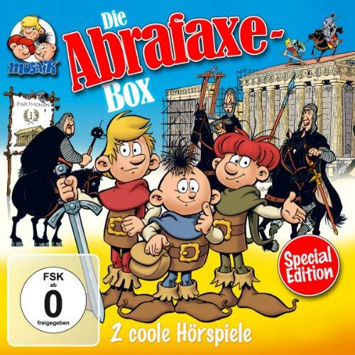 Die Abrafaxe-Box Titelbild