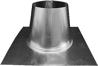 Speedi-Products BV-FRJ 05 5-Inch Flat B-Vent Roof Jack