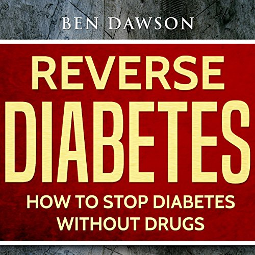 Reverse Diabetes audiobook cover art