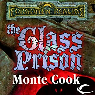 The Glass Prison audiobook cover art