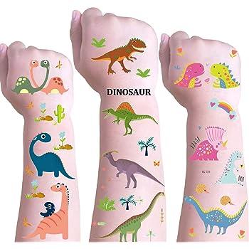 Amazon Com Dmhirmg Tatuajes Temporales De Dinosaurio Para Ninos Y Ninas Conjuntos De Tatuajes De Dinosaurio Para Ninos Pegatinas De Tatuaje Falsas Impermeables Suministros De Recuerdos De Fiesta De Cumpleanos Para Ninos Somos la tienda online de habla hispana más especializada en productos relacionados con los dinosaurios, ¡si buscas cualquier cosa relacionada con ellos aquí la encontrarás! dmhirmg tatuajes temporales de dinosaurio para ninos y ninas conjuntos de tatuajes de dinosaurio para ninos pegatinas de tatuaje falsas