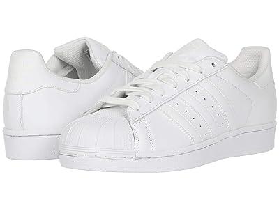 adidas Originals Superstar Foundation (White/White) Men