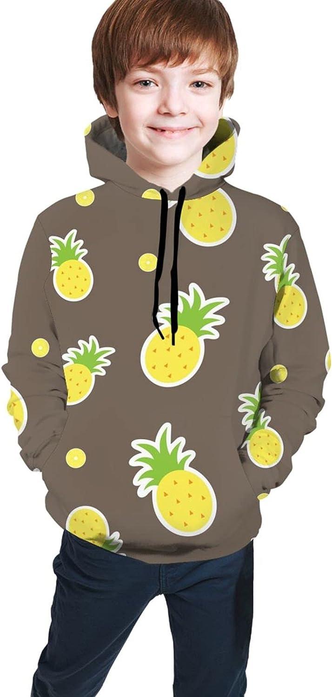 CWWAN Summer Fiesta Teen Hooded Sweate Youth Hoodies Hooded Seatshirts Sweaters Boys Girls 18-20 Years