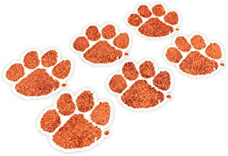 black clemson tiger paw