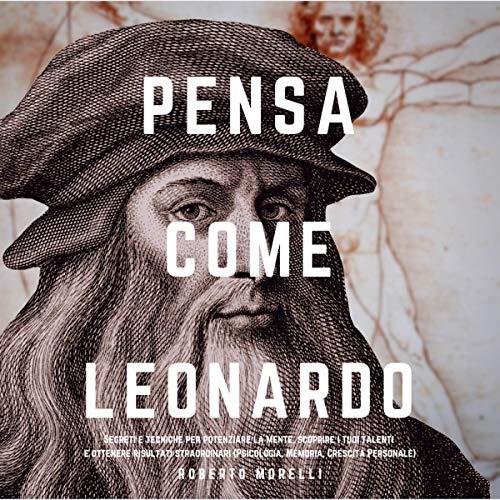 Pensa come Leonardo copertina