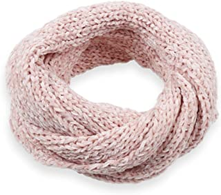 Knit Winter Infinity Circle Loop Scarf 2018 Newest Handmade Womens Fashion Thick Warm Cowl Soft Scarves