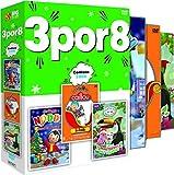 3 Por 8: Caillou+Pajaritos+Noddy (Navidad16) [DVD]