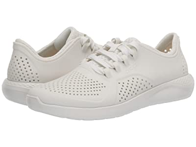 Crocs LiteRide Pacer (Almost White) Women