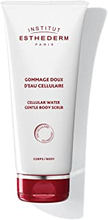 Institut Esthederm Cellular Water Gentle Body Scrub, gentle exfoliator that hydrates and revitalizes body skin - 6.76oz