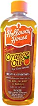 Holloway House Pure Orange Oil For Fine Wood, 16 Ounce