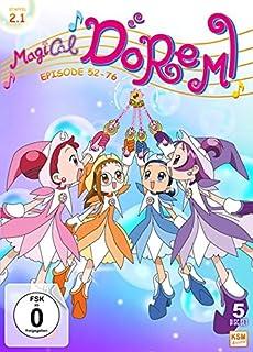 Magical Doremi: Staffel 2.1 (Episode 52-76) [5 Disc Set] [Alemania] [DVD]