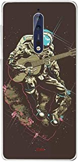 Nokia 8 Space Guitar, Zoot Designer Phone Covers