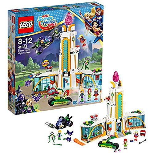 LEGO Super Heroes - Escuela Superior de Superhéroes (41232)