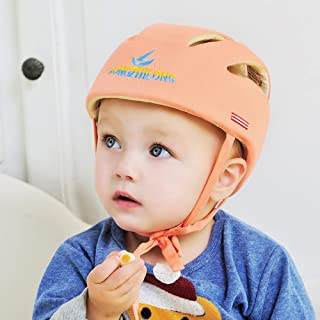 Infant Baby Safety Products Helmet, Toddler Adjustable Protective Cap, Children Safety Head Guard Harnesses Protection Hat...