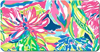 lilly license plate blanks