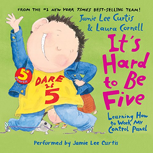 It's Hard to Be Five audiobook cover art
