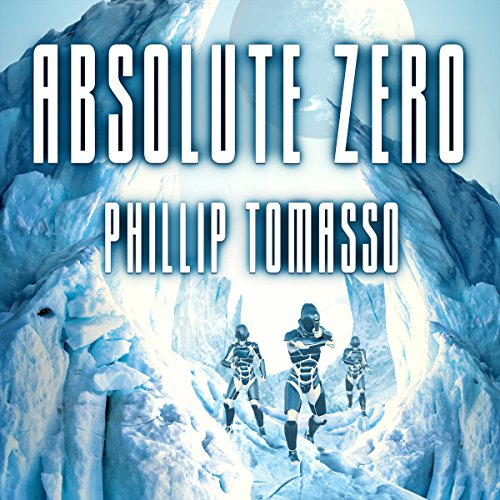 Absolute Zero audiobook cover art