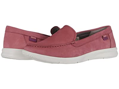 Rockport Ayva Washable Loafer (Berry) Women