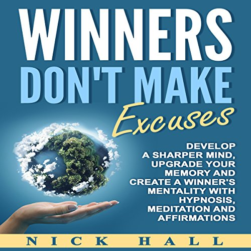 Winners Don't Make Excuses cover art