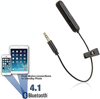 Reytid Bluetooth Adapter for Skullcandy Crusher & Crusher 2.0 Headphones - Wireless Converter Receiver On-Ear Earphones
