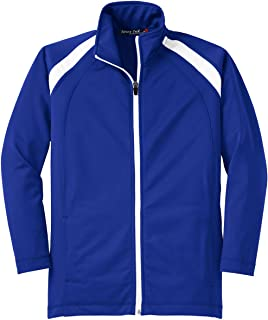 Youth Comfortable Stylish Tricot Track Jacket
