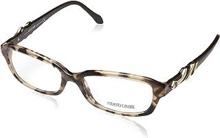 Roberto Cavalli RC0844 - 055 Eyeglass Frame coloured havana w/ Clear Demo Lens 54mm