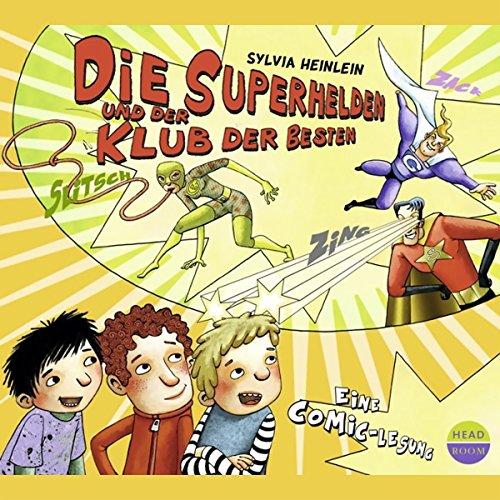 Couverture de Die Superhelden und der Klub der Besten