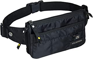 NZII Sport Fanny Pack, Men Women Running Waist Pack Bag, Lightweight Bum Bag, Jogging Cycling Hiking Traveling