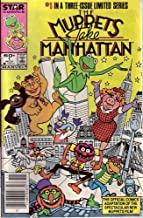The Muppets Take Manhattan, #1 of 3 (Comic Book)