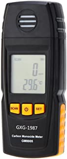 GXG-1987 GM8805 Handheld Carbon Monoxide Meter with High Precision CO Gas Tester Monitor Detector Gauge 0-1000ppm