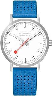 Mondaine - Classic - Reloj de Cuero Analogico para Hombre y Mujer, A660.30360.16SBD, 40 MM