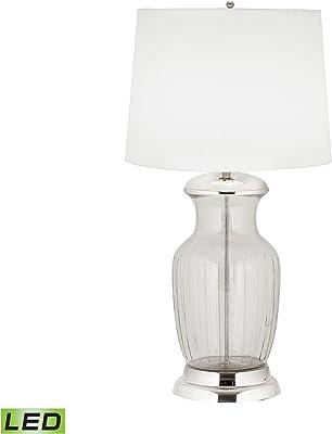 Amazon.com: Cody bronce barnizado lámpara de mesa Juego de 2 ...