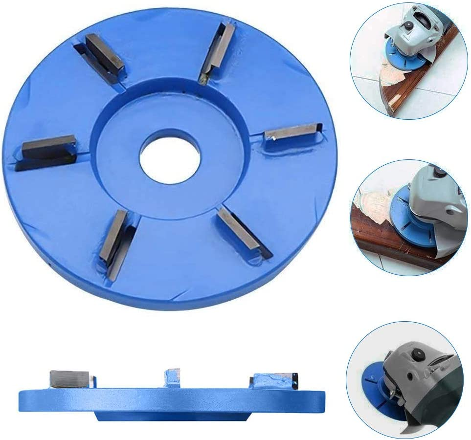 Lynkaye Six Teeth Power Topics on TV Wood Carving Milling Limited time sale Tool Wo Cutter Disc