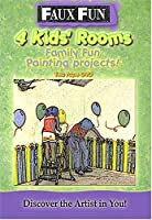 Faux Fun: 4 Kids Rooms [DVD]